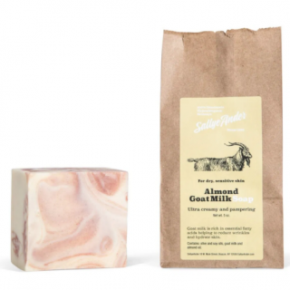 SallyeAnder's Almond Goat Milk Soap